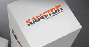 Kamston -Projekt logo -Białystok - Warszawa