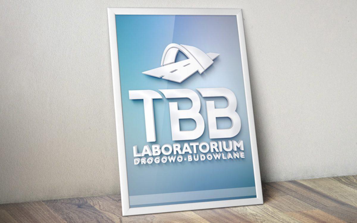 TBB Laboratorium drogowo-budowlane - Projekt logo - Białystok - Warszawa