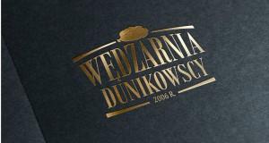 Wędzarnia Dunikowscy - Projekt logo - Białystok - Warszawa
