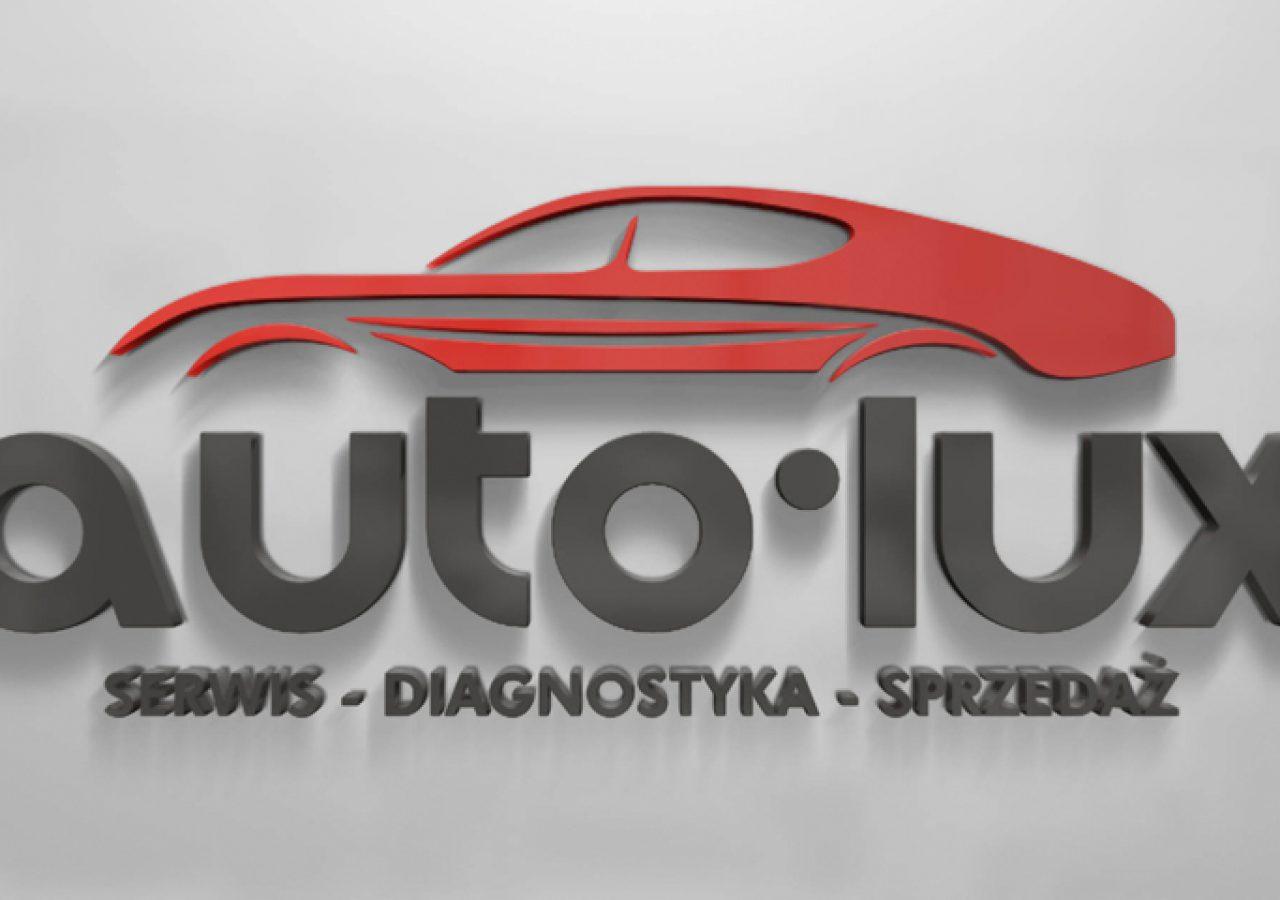 Wizualizacje projektu logo - Auto-Lux Samborski